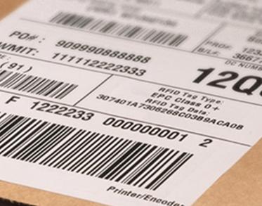 Raktári és logisztikai nyomtatható címkék