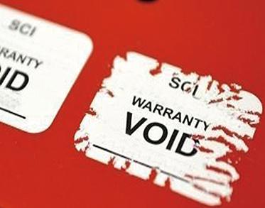 Biztonsági termék címke
